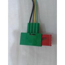 Conector Plug Farol Vectra 2000 Original Adaptável No 1997