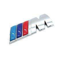 Emblema Original M Traseiro Bmw 118 120 320 325 335 X1 X5 X3