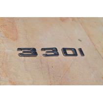 Emblema Traseiro Bmw 330i