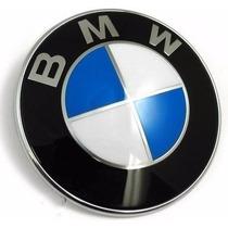 Emblema Logo Capo 82mm Bmw Serie 1 3 5 7 8 X5 Z3 X
