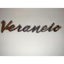 Emblema Veraneio Chevrolet Gustavo Brasil
