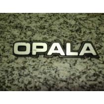 Emblema Original Gm Para Opala Perfeito Estado