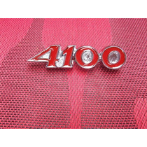Emblema 4100 Opala Ss Caravan