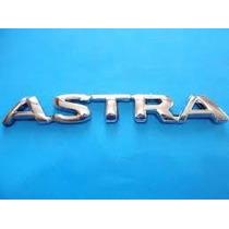 Emblema Chevrolet Astra Tampa Porta Malas