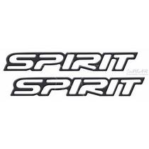 Adesivos Celta Spirit - Preto - Até 2006 - Modelo Original