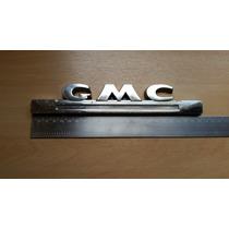 G M C Emblema Em Metal. Camionete Antiga.