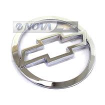 Emblema Aro Cromado Tampa Traseira Grade . Celta 2003 A 2006
