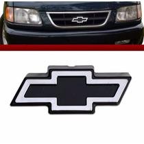 Emblema Gravata Da Grade Chevrolet S10 Blazer 96 97 98 99