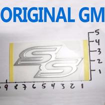 Emblema Ss Super Sport Original Gm Corsa Astra Meriva