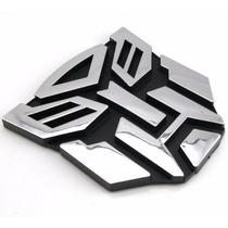 Emblema Autobot Transformers Gm Camaro