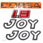 Emblemas Corsa Hatch 1.8 Joy - 2003 À 2007 - Modelo Original