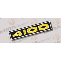 Adesivo 4100 P/ Tampa Válvulas Gm Opala Caravan 6 Cilindros