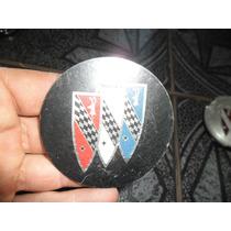 Buick Antigo - Lindo Emblema Brasão Em Aluminio Raridade