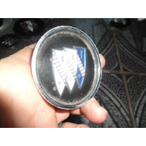 Emblema Acrilico P/ Buick Antigo Brasão Botão De Buzina