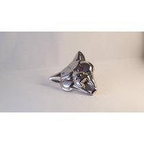 Puma Emblema Do Capú Em Metal Cromado