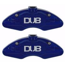 Capa Pinça Freio Azul Bmw X6 Traseira - Par