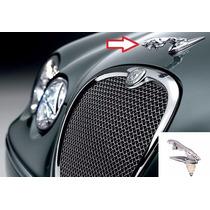 Emblema Jaguar Capô S-type X-type