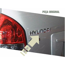 Emblema Logo Hyundai Tucson Traseira Pn 863102e900