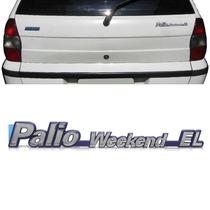 Emblemaporta Malas Fiatpalio Weekend El96 97 98 1999 2000
