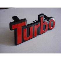 Emblema Da Grade - Turbo - Tempra Ou Uno
