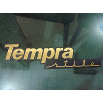 Emblema De Ferro Fiat Tempra Stile Original