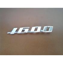 Fusca 1600 Emblema Original - N/ Sp2 Sp 2-brasília -tl