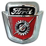 Emblema Capo Novo Ford F100 53-61 Friso Letra 54 55 56 57 58