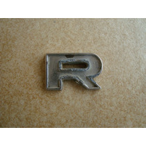 Emblema R Do Capo Diant-tras. Ford Corcel Belina 1971