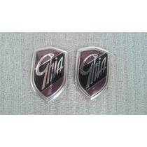 Emblema Ghia Ford Focus E Outros