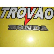 Honda Cb400 Emblema Usado