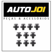 Kit Grampo Presilha Parabarro Honda Civic/fit/crv - 10 Peças