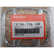 Emblema Da Grade Honda New Fit 2009/2010/2011 Original Co