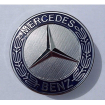 Emblema Capô Mb M. Benz Classe C - W204