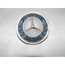 Emblema Dianteiro Caminhão Orig Mercedes Benz 1113 1313 1513