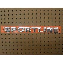Emblema Sportline Golf Gol Polo Parati Voyage