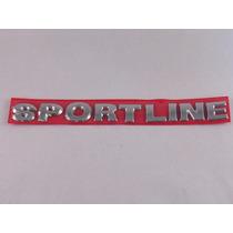 Emblema Sportline Vw Golf Gol Parati Saveiro Polo Voyage
