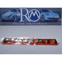 Emblema Original Da Parati G3 2001 A 2002/g4 De 2006 A 2011