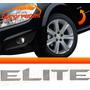 Emblema Letreiro Elite Linha Gm Vectra Astra Zafira Cromado