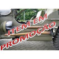 Machado Collins Militar - Jeep Willys Ford M38 Toyota Rural