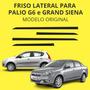 Friso Lateral Palio Novo E Grand Siena 4 Portas 2051