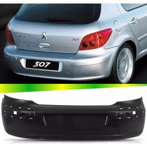 Parachoque Traseiro Peugeot 307 2007 2008 2009 2010 2011 12