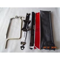 Kit Equip Obri Macaco Chave Triangulo Original Corolla 03/08