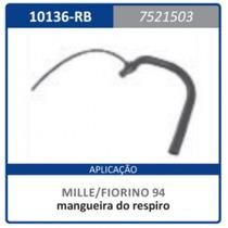 Mangueira Respiro Com Rabicho Mille Fi 7.521.5 Uno:1984a1994