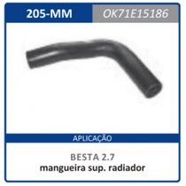 Mangueira Superior Radiador Motor 2.7 0k71e. Besta:1986a2006