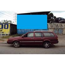 Capo Dianteiro Vw Santana Quantum 97 Só Lata Capô
