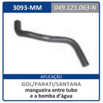 Mangueira Tubo A Bomba D¿agua 049.121.063.n Gol:1980a1994