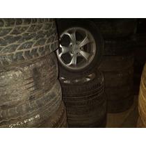 Jogo De Roda C/ Pneu Meia Vida Tucson 2010 Usado No Estado