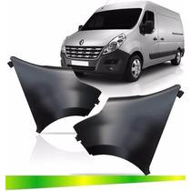 Paralama (esquerdo/direito) Renault Master 2013 A 2015
