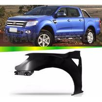 Paralama Ford Ranger 2012 2013 2014 2015 Novo
