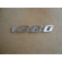 Emblema 1300 Do Capo Traseiro Vw Fusca Brasilia Tl Variant